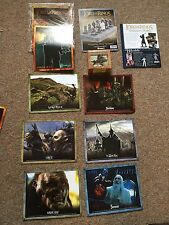 LOTR SPECIAL EAGLEMOSS COLLECTORS FIGURE ,BAG + POSTER MAGAZINE  - WARG + RIDER