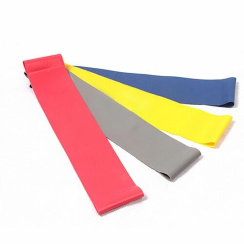 Exercise Loop Cross Fitness Weight Training Elastic Resistance Bands