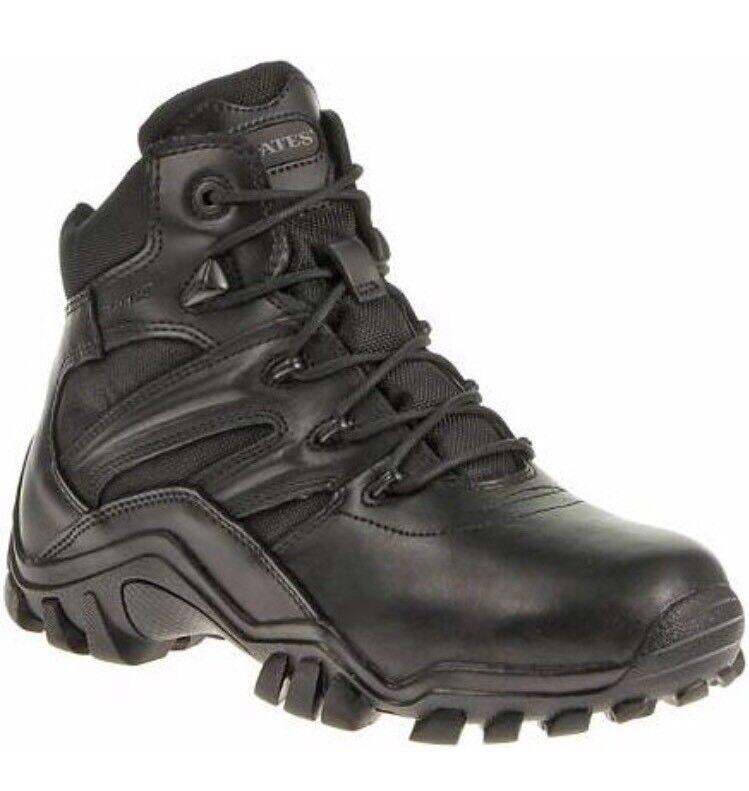 Bates 2346 Para Hombre Cremallera Lateral Combate Militar botas  2 - E02346