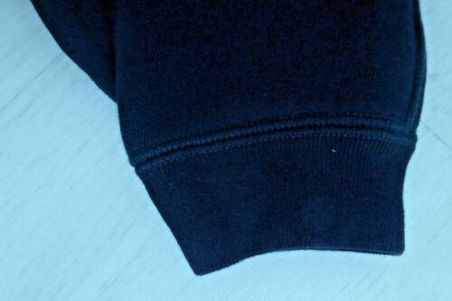 marine blau mit Rundum-Gummi von Petit Bateau Sweat Hose NEU!