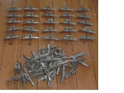 Used 50 Maple Syrup Sap Bucket SPOUTS TAPS SPILES
