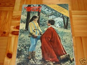 Vera Venczel front cover Polish Mag. Filmowy 1969 - Blenna, Polska - Vera Venczel front cover Polish Mag. Filmowy 1969 - Blenna, Polska