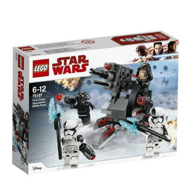 lego star wars Jawa from set 75197 2018