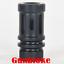 SWEDISH-MAUSER-Muzzle-brake-Compensator-7-Port-6-5x55-M38-M96 thumbnail 2