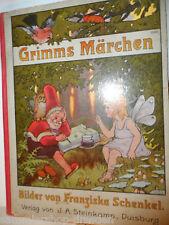 21003 Gebrüder Grimm Franziska Schenkel Grimms Märchen um 1920