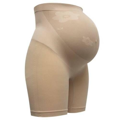 Maternity Shapewear Under Dress Support Knicker Pregnancy Thigh Shaper Underwear