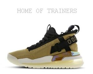 Nike-Jordan-Proto-Max-720-Club-Gold-White-Anthracite-Men-039-s-Trainers-All-Sizes