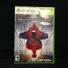 The Amazing Spider-Man 2 (Xbox 360) BRAND NEW / REGION FREE