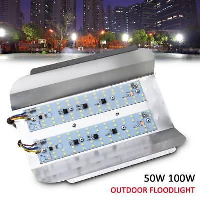 80W//100W LED Flood Light Outdoor Waterproof Yard Landscape Iodine Tungsten Lamp