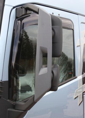 Volvo FH Version 4 /& Euro 6 Model Side Window Deflectors