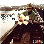 George Jackson - Let The Best Man Win - The Fame Recordings Vol 2 (CDKEND 380)