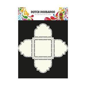 Image Is Loading Dutch Doobadoo Box Art Template Chocolate 470