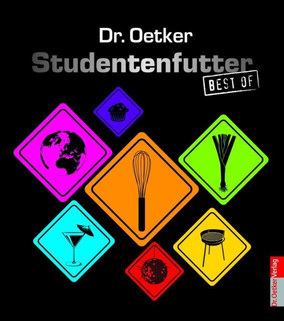 Studentenfutter - Best of von Dr.Oetker (2011, Gebundene Ausgabe)- wie neu!