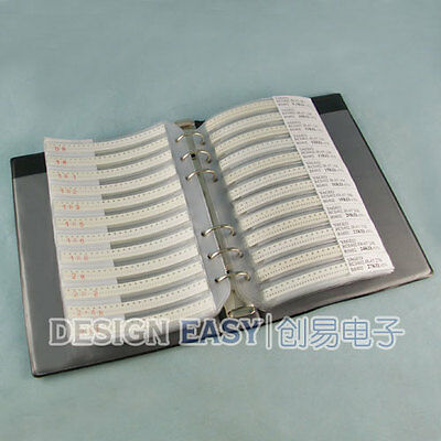 0402 SMD SMT Chip Inductor Assortment Book Kit  42values 4200pcs