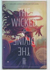 The-Wicked-The-Divine-15-Cover-B-Wilson-McKelvie-New-Near-Mint-CBX40B