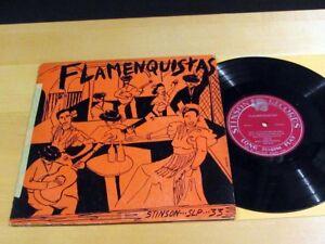 10-034-LP-FLAMENQUISTAS-Flamenquistas-STINSON-SLP-33-VG