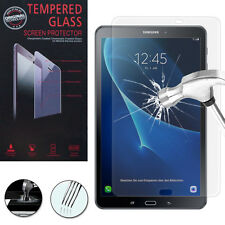 1 Film Verre Trempe Protecteur Protection Samsung Galaxy Tab A 10.1 (2016) T580