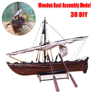 Wooden-Ship-Model-Kit-1-32-Scale-Whaling-Ship-Boat-Model-Building-DIY-Assembly