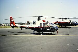 3-622-Westland-Gazelle-Royal-Air-Force-XZ936-Kodachrome-SLIDE