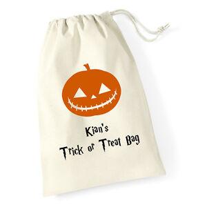 Juko-Halloween-Personalised-Name-Pumpkin-Trick-or-Treat-Bag