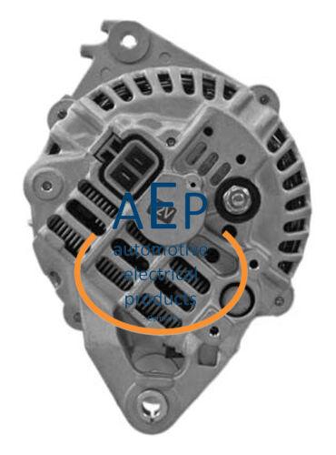 12 voltios 75 amperios La dínamo generador Hyundai Elantra i lantra i sonata II