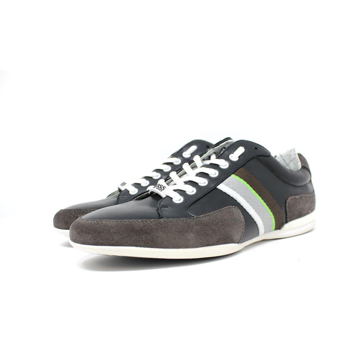 Hugo Boss Space Lea Casual Sneaker Men SZ 7.5 - 13