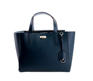 Kate-Spade-New-York-Mini-Nelle-Putnam-Drive-Handbag-Crossbody-Bag-Purse-Black