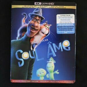 Soul- Ultimate Collectors Ed.(2020, 4K UHD & Blu-Ray) *READ DESCRIPTION*