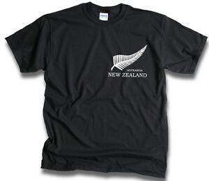 Aotearoa-New-Zealand-Silver-Fern-Mens-Womens-T-Shirts-3-Colours-Sm-3XL
