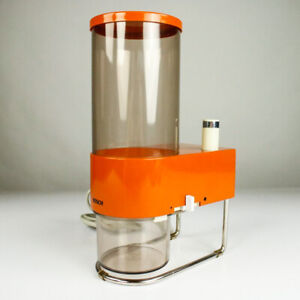 BOSCH K11 Kaffee Espresso Mühle Orange Industriedesign Vintage 70er elektrisch
