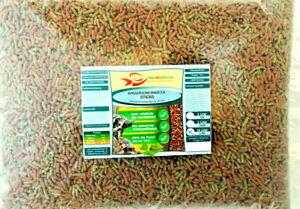 Wasserschildkroeten-Sticks-Mix-10L-BEUTEL-3-3-kg-Futter-Schildkroeten-Teich-Fische