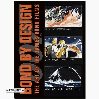 Bond 007 by Design The Art of the James Bond Films by Meg Simmonds Dk Publishing