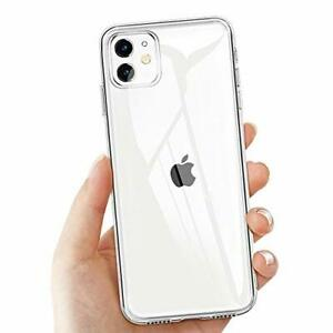 laxikoo-Coque-iPhone-11-6-1-039-039-Coque-Transparent-iPhone-11-Crystal-iPhone-11