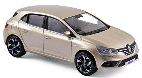 Renault Megane IV Kombilimousine 2016-18 Dune beige metallic 1:43 Norev