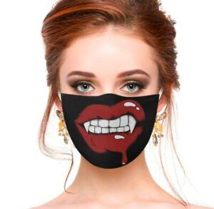 Bouche Vampire  Masque   Visage