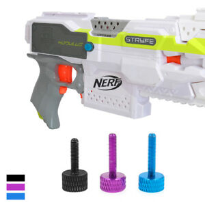 Worker-MOD-Thumb-Screws-Instant-Access-Battery-Cover-for-Nerf-STRYFE-Modified