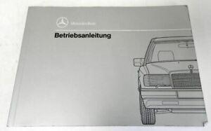 Betriebsanleitung-Mercedes-Benz-W124D-200D-250D-300D-Turbo-4Matic-1991