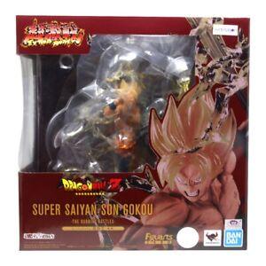 Bandai Figuarts Zero Dragon Ball Z Les Batailles Ardentes Figurine Super Saiyan Son Goku