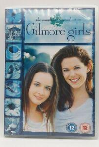 Gilmore-Girls-Season-2-DVD-2006-DVD-In-very-good-condition