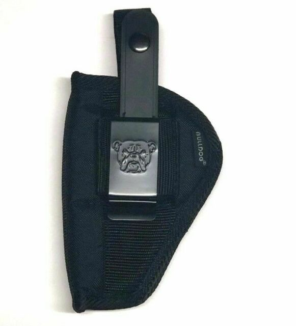 """Bulldog Side Holster For S/&W 38 Special With 2/"""" Barrel 5 Shot"""