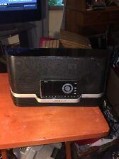 Sirius SXABB1   XM Portable Satellite Radio Receiver Onyx XDNX1 No Power Cord