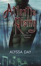 The Warriors of Poseidon: Atlantis Rising # 1 by Alyssa Day - Romance Fantasy PB