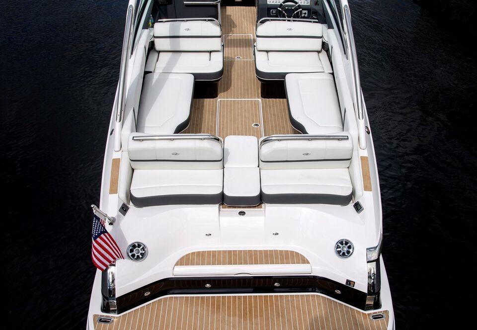 Regal 2800BR, Motorbåd, fod 29