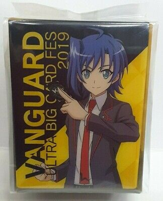 Cardfight Vanguard Aichi Card Character Exclusive Case Holder Deck Box V2 Vol.23