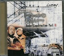 CD ALBUM 16 TITRES--TIMBALAND & MAGOO--UNDER CONSTRUCTION PART II--2003