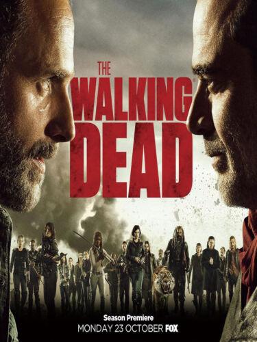 Art Poster The Walking Dead TV Series Season 36 27x40inch Wall Silk N452
