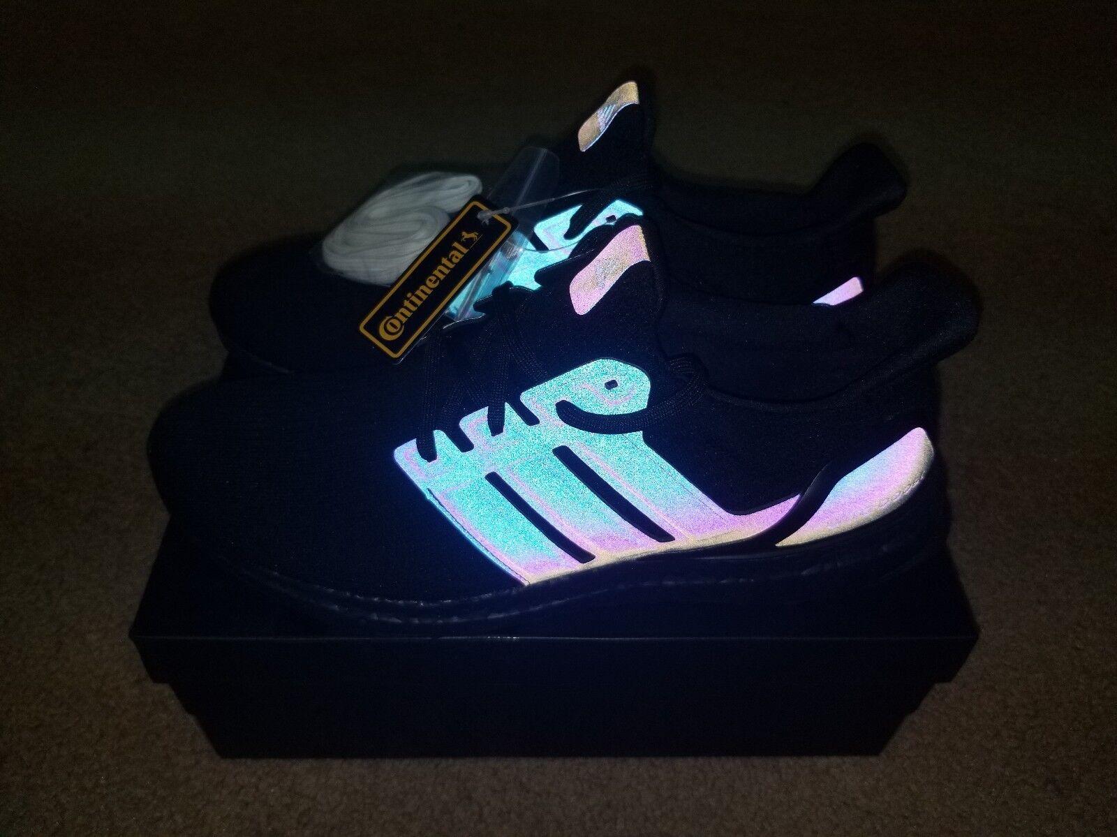 Adidas - schub - schwarz - xeno - größe 11,5 - 100% authentische - miadidas