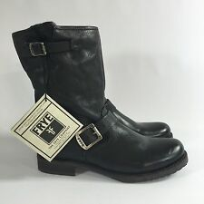Frye Veronica Short Boot Black Size 8.5