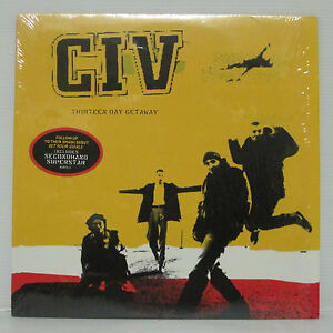 Civ Thirteen Day Getaway Lp Youth Of Today Judge Gorilla