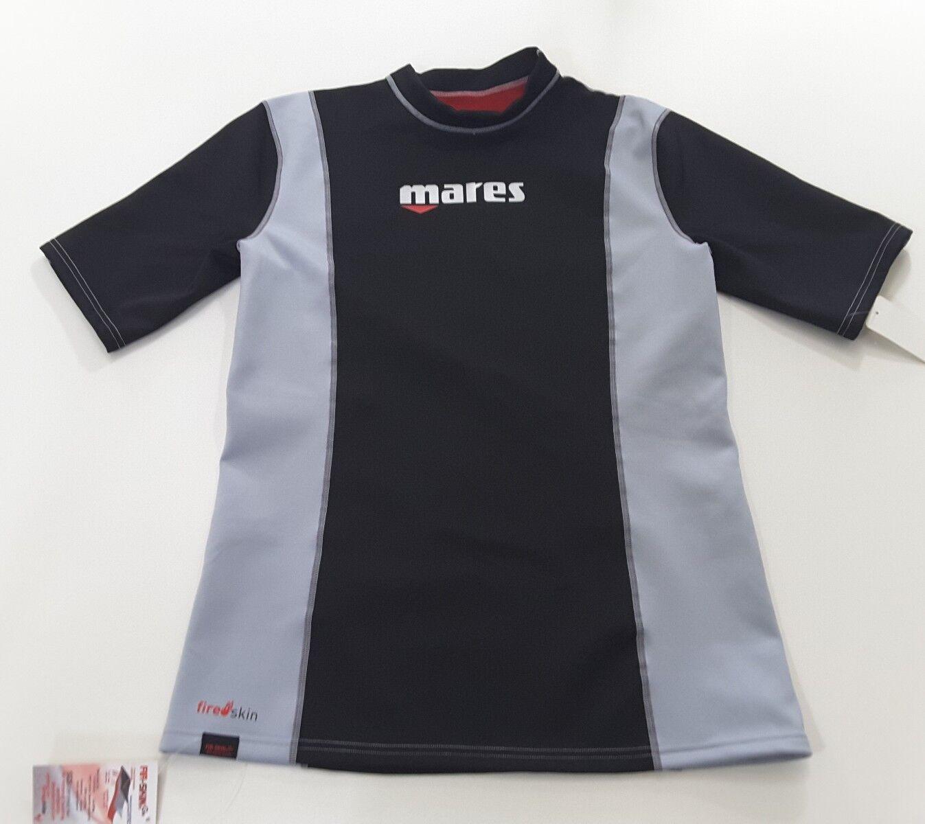 Mares  Fire Skin Fir-Skin Men's  llproof Windproof Watersport Guard Size XL  quality assurance